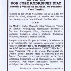 DON JOSE RODRIGUEZ DIAZ