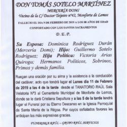 DON TOMAS SOTELO MARTINEZ